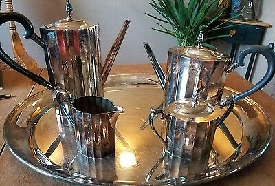 Lunt Silverplate Tea & Coffee 6 Piece Set