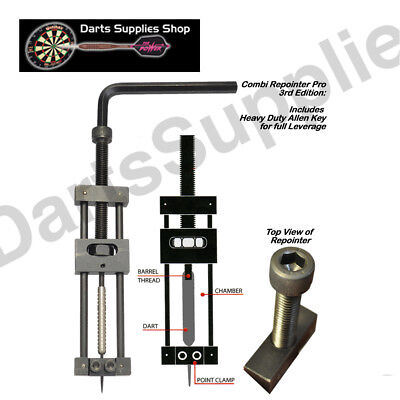 Shanghai Darts Pro Edition Repointing Repointer Hand Held Machine