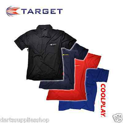 COOLPLAY Stylish/Breathable Darts Shirts by Target