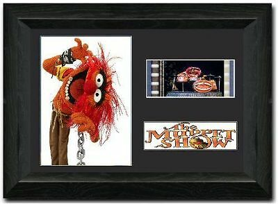 Animal Muppets 35 mm Framed Film Cell Display Framed