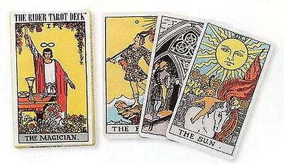 Rider-Waite Tarot Deck Illustrated by Pamela Colman Smith