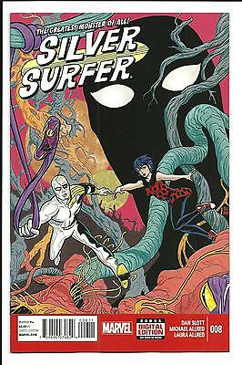 Silver Surfer # 8 (March 2015), Nm/m New