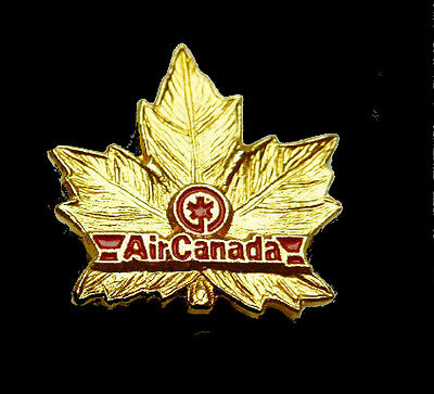 Air Canada airlines pin