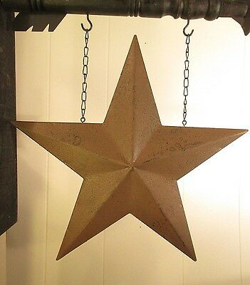 """tin Star"" - Metal Replacement For Country Arrow Sign  Holders"