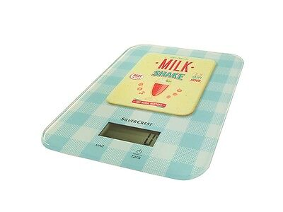 Silvercrest Kitchen Tools Kitchen Scales with liquid display