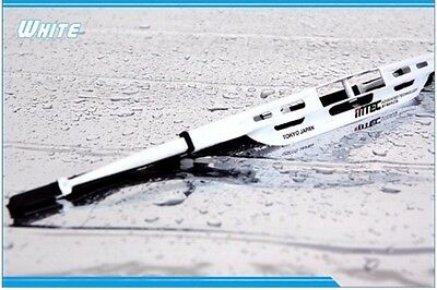 2008 2009 2010 Freightliner Cascadia MTEC Sports Windshield Wiper WHITE - PAIR