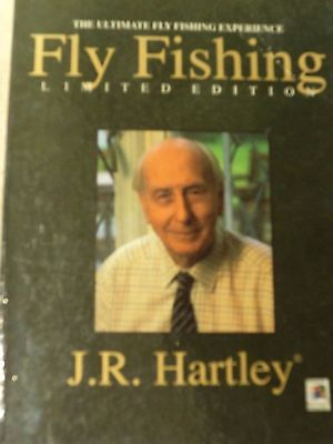 Fly Fishing CD Rom by J R Hartley