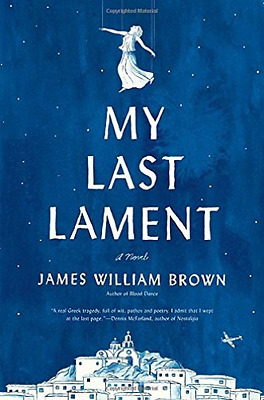 Brown James William-My Last Lament  (US IMPORT)  HBOOK NEW