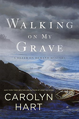 Carolyn Hart-Walking On My Grave  (Us Import)  Book New