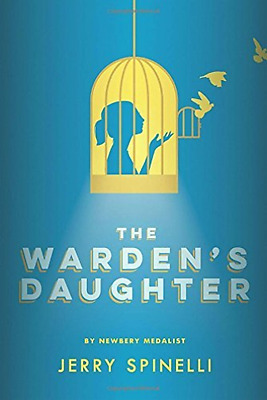Spinelli Jerry-The Warden`S Daughter  (US IMPORT)  HBOOK NEW