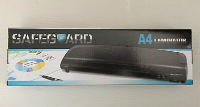 Safeguard A4 Laminator-Brand New In Packaging-Free Postage-Absolute Bargain