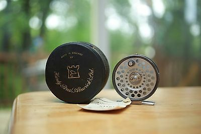 Hardy Bros Ltd. Lightweight The Featherweight Fly Fishing Reel England
