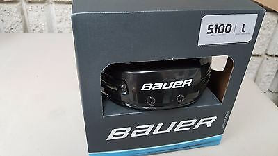 Bauer 5100 Hockey helmet Brand New Black Medium