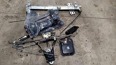 Jeep Wrangler Tj 97-06 Full Hard Door Hardware Regulator Latch Oem Parts