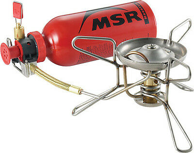 MSR WhisperLite, Camp Stove