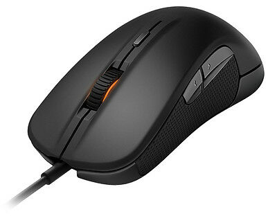 Steelseries Rival 300 USB Optical Right-hand Black mice