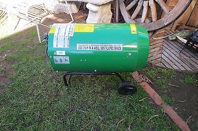 JETFIRE J25 Portable heater/ dryer  Very Good Condition