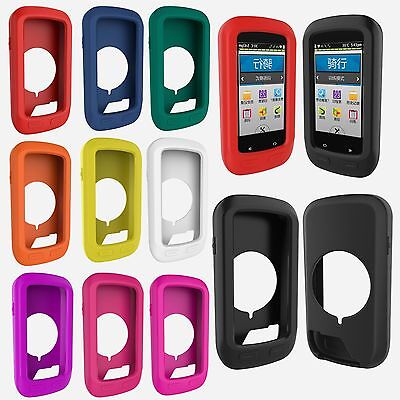 Silicone Skin Soft Shell Case Cover for Garmin Edge 1000 GPS Cycling Computer #