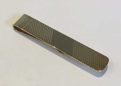 Solid 9ct Gold Money Clip,As New - Modern & Sleek