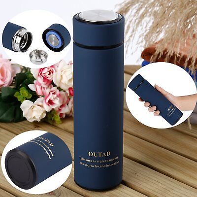 OUTAD Vacuum Insulated, Double Walled Stainless Steel Water Bottle BPA Free 17B2