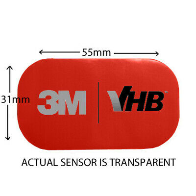 Bmw 3 Series Coupe E46 (98 - 01) Windscreen Rain Sensor Adhesive Pad