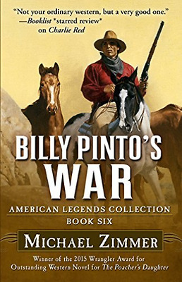 Zimmer Michael-Billy Pinto`S War  (US IMPORT)  HBOOK NEW