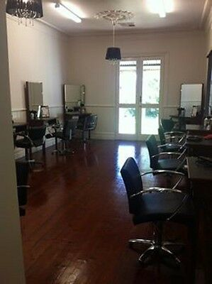 Hairdressing Stylist Stations and Chair