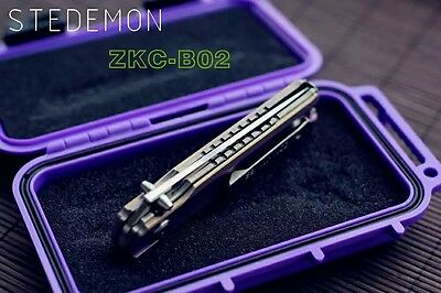 stedemon zkc new folding knife B-02