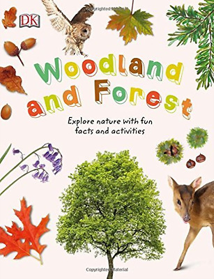 Ambrose Jamie/ Burnie David...-Woodland And Forest  (US IMPORT)  HBOOK NEW