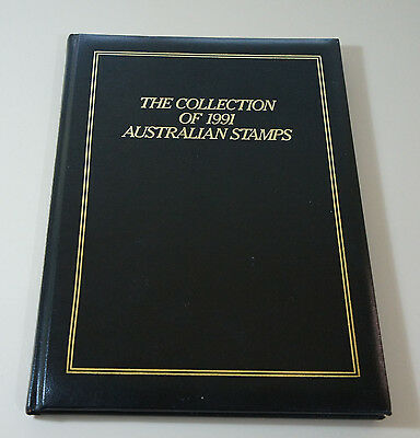 The Collection Of 1991 Australian Stamps Album - Unused Condition
