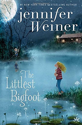 Weiner Jennifer-The Littlest Bigfoot  (US IMPORT)  HBOOK NEW