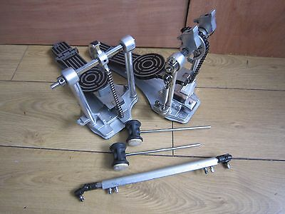 Sonor Double Bass Drum Pedal**free P&p**