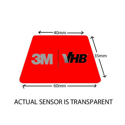 Jeep Grand Cherokee (02 - 05) Windscreen Rain Light Sensor Adhesive Pad