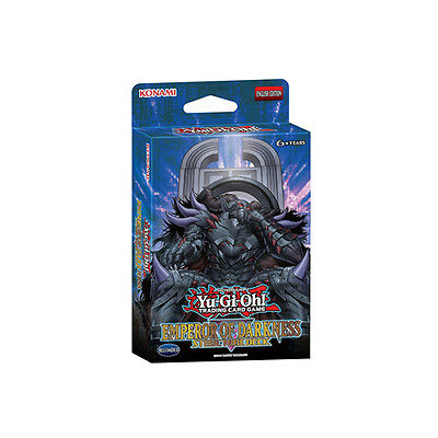 Yu-Gi-Oh! Emperor Of Darkness Structure Deck 41 Cards