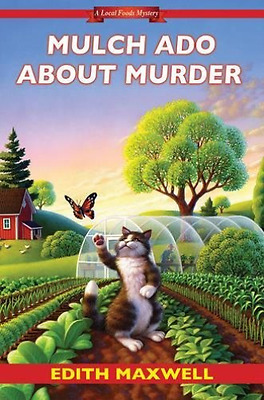 Maxwell, Edith-Mulch Ado About Murder  (Us Import)  Book New