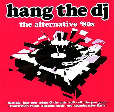 // ALTERNATIVE 80's - HANG THE DJ / VARIOUS ARTISTS  -  2 CD SET