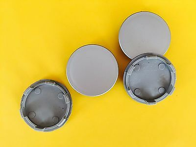 4x Ø 60mm / 54mm Alloy Wheel Rim Center Centre Hubs Caps Set Hubcap Cover BMW