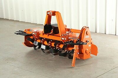 Tractor Rotary Tiller, 2 Sizes, 3 Point, PTO by Cosmo, Italy