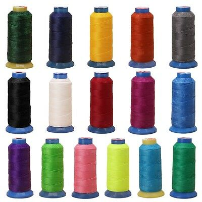 480m 500D 0.5mm Leather Sewing Waxed Thread Polyster For Craft Repair Shoes