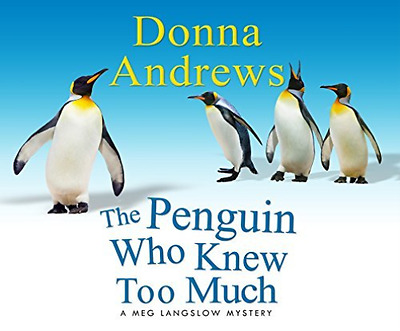 Andrews Donna/ Dunne Bernad...-The Penguin Who Knew Too Much (US IMPORT)  CD NEW