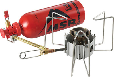 MSR Dragonfly Stove Adventure Cooking