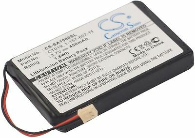 Battery For CE Sony NW-A1000 450mAh Li-ion