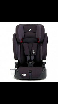 Joie Elevate 1.2.3 *two Tone Black*