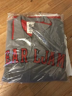 Pearl Jam XL Crashious Roadside Boston Fenway 2016 Sweatshirt Brand New Sealed