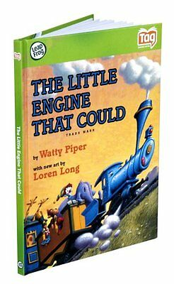 NEW LeapFrog Tag Kid Classic Storybook The Little Engine That Could