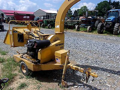Vermeer Bc625 Wood Chipper
