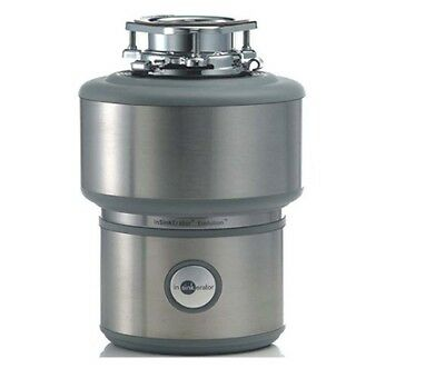 New Stainless Steel Evolution 200 Food Waste Disposer InSinkErator 75275 Large