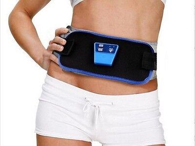 Fitness Exercise Weight Loss AB Gymnic Toning Toner Belt Abdominal Waist NEW