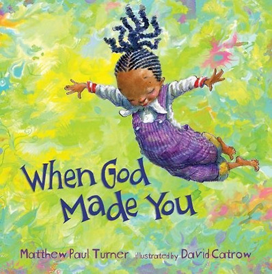 Turner Matthew Paul/ Catrow...-When God Made You  (US IMPORT)  HBOOK NEW