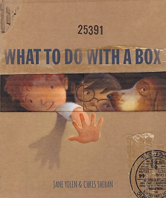 Yolen Jane/ Sheban Chris (I...-What To Do With A Box  (US IMPORT)  HBOOK NEW